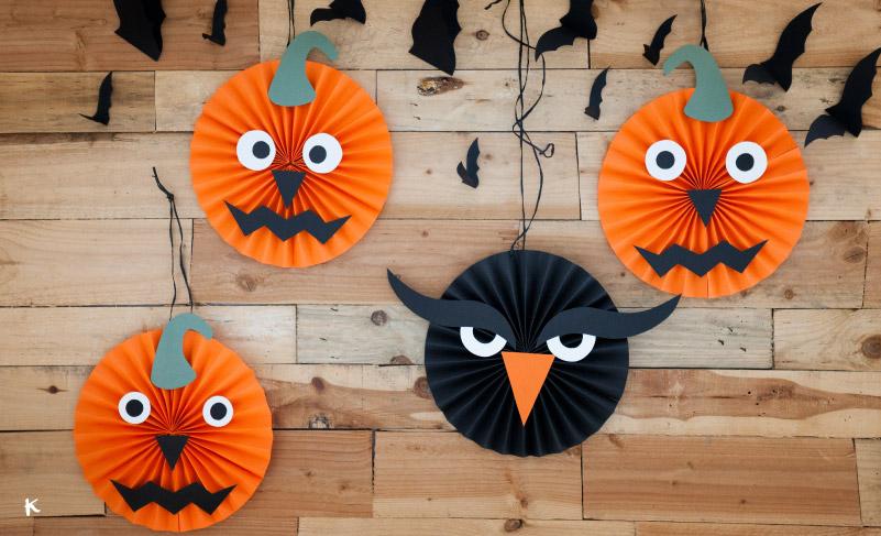 Manualidades de Halloween para nios