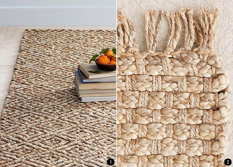 Gu a para decorar con alfombras i tipos de alfombra - Alfombras fibras naturales ...