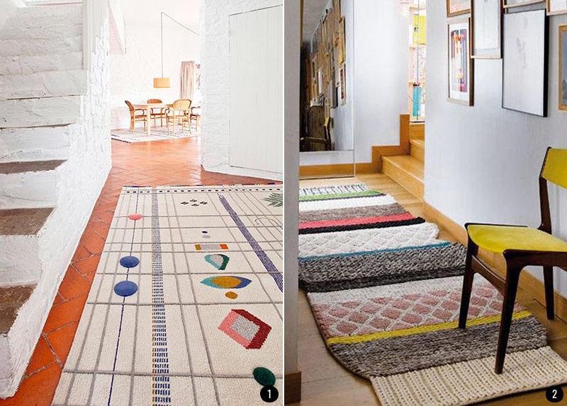 Guía para decorar con alfombras I: tipos de alfombra | Conkansei