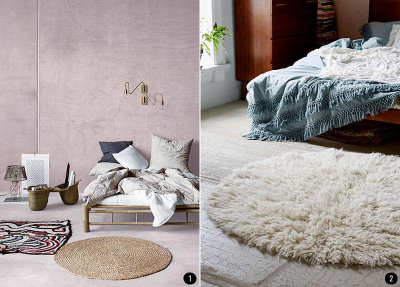 Gu a para decorar con alfombras i tipos de alfombra for Diferentes tipos de alfombras