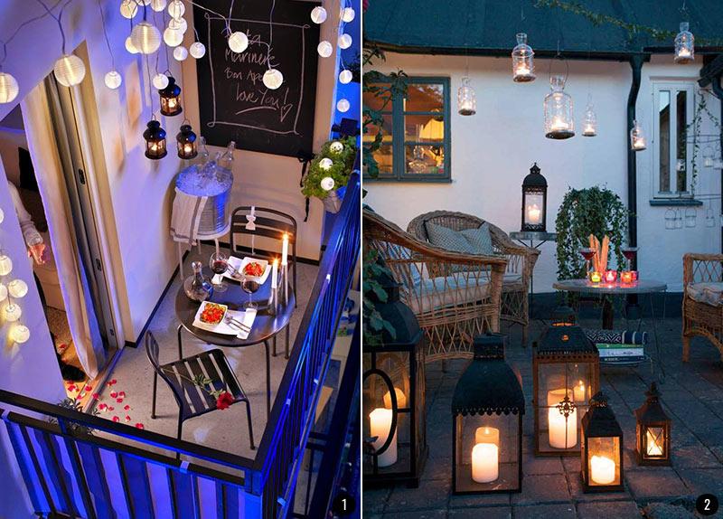 Decoración De Terrazas Patios Balcones Y Jardines Que