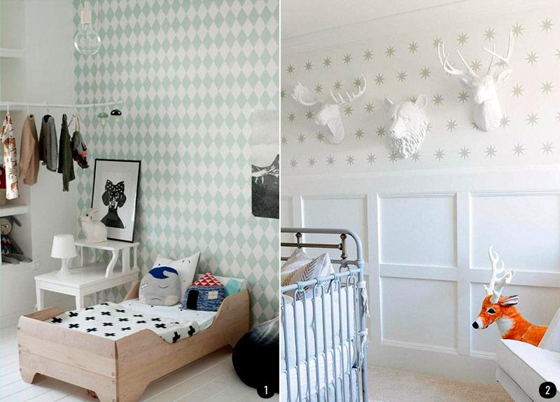 Decora la habitacin de tu beb con estas ideas
