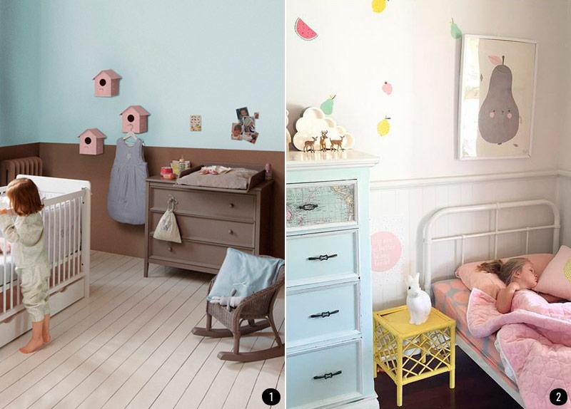 Decora La Habitacion De Tu Bebe Con Estas Ideas - Ideas-para-decorar-una-habitacion