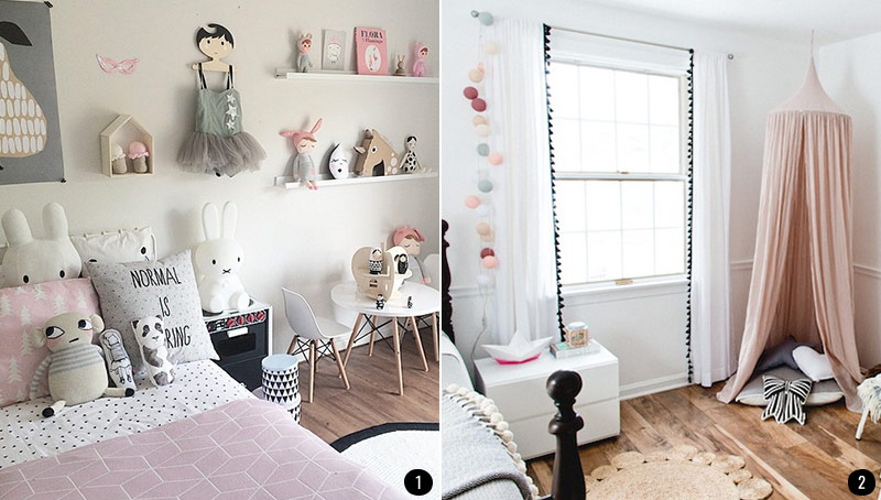 Homify ideas decoracion habitacion bebe ni a for Decoracion habitacion bebe gris y rosa