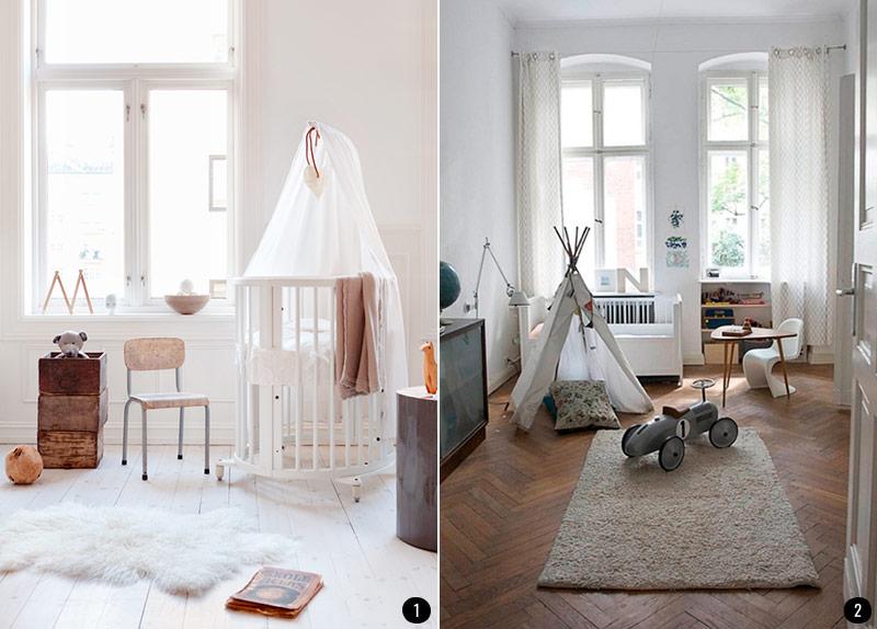 Decora la habitación de tu bebé con estas ideas | Conkansei