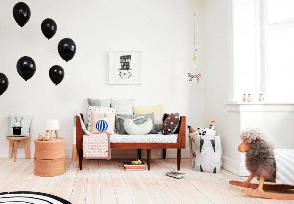 ideas de habitación de bebé para niño o niña Decora La Habitacin De Tu Beb Con Estas Ideas Conkansei