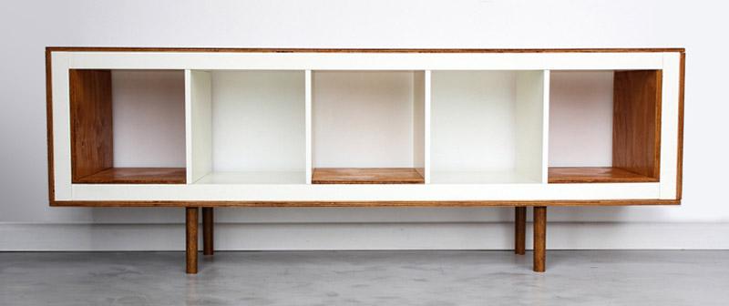 Ikea Hack O Como Transformar Tus Muebles De Ikea Con Una Rejilla