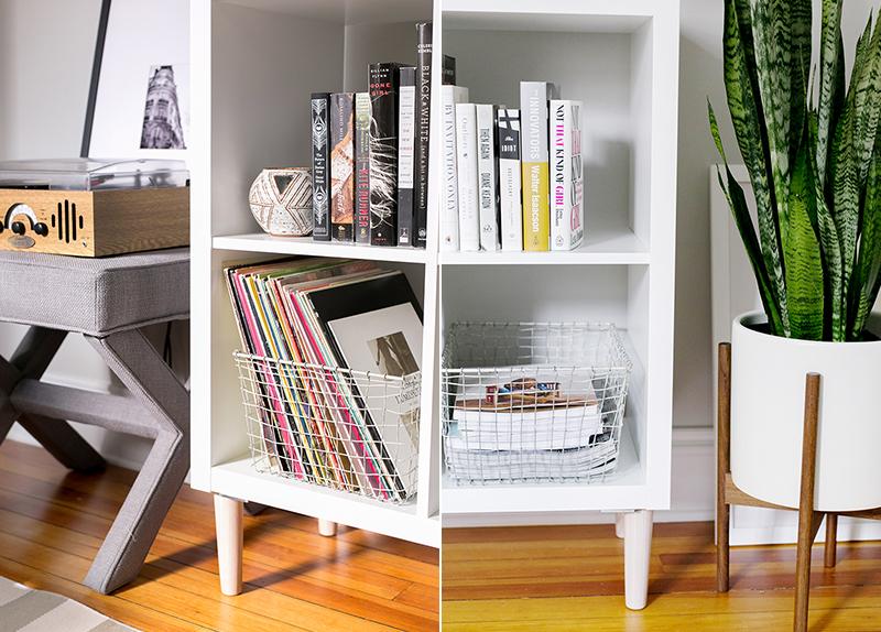 Ikea hacks 12 ideas para darle una nueva apariencia a tus for Lack mueble tv