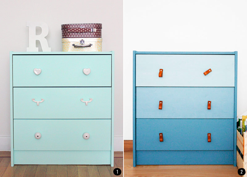 Ideas para darle vida a tu casa con chalk paint for Chalk paint muebles ikea
