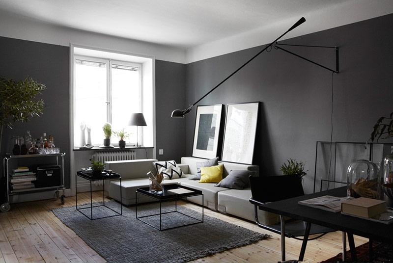Pintar El Salon En Dos Colores Ideas - Colores-para-pintar-salon