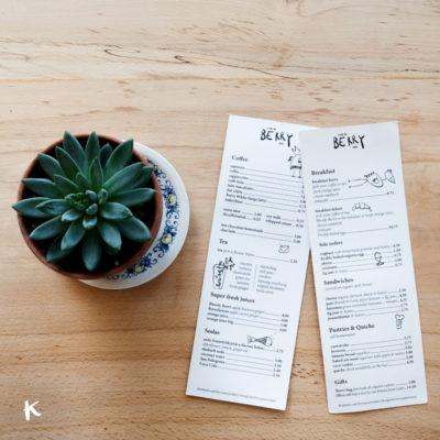 Berry: Una cafetería con encanto en Ámsterdam