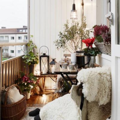 Decoración de terrazas, patios, balcones y jardines que inspiran