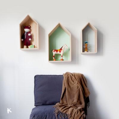 Decora la habitación de tu bebé con estas ideas