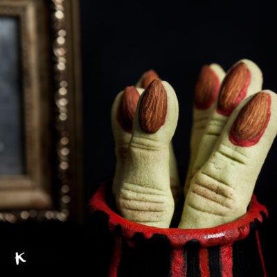 Receta para Halloween: Dedos de bruja