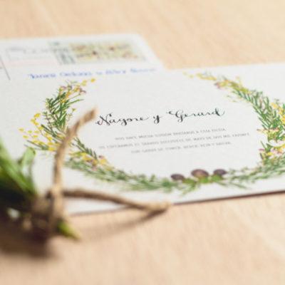 Ideas decorativas para una boda diferente