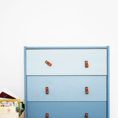 Ideas para darle vida a tu casa con chalk paint