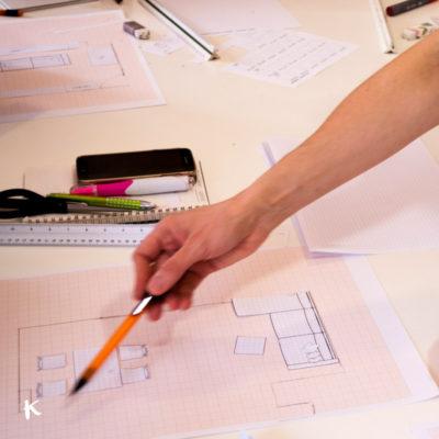 Mi experiencia en el taller de interiorismo de Moss Concept
