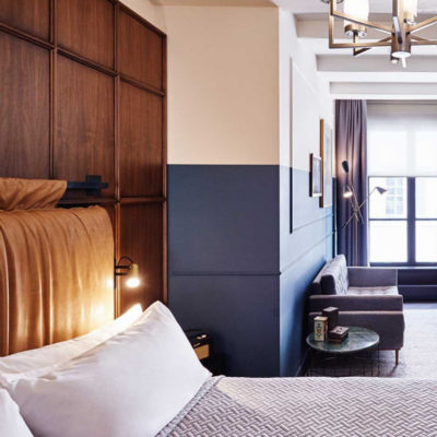 The Hoxton Hotel en Amsterdam
