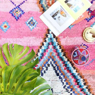Alfombras marroquíes: inspiración desde los 5 continentes