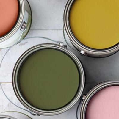 4 colores de moda para muebles pintados con chalk paint