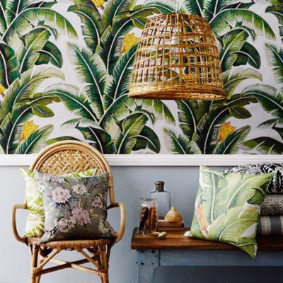 La tendencia del verano: inspiración tropical